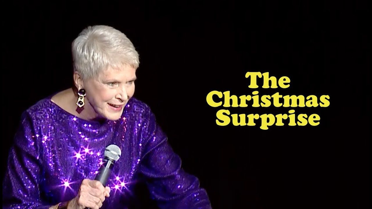 Fantastic Jeanne Robertson The Christmas Surprise Youtube Videos Gmtry Best Dining Table And Chair Ideas Images Gmtryco