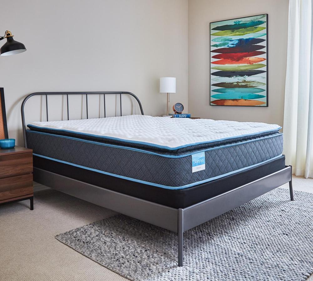 Sleepy's Relax 10.5 Pillow Top Innerspring Mattress