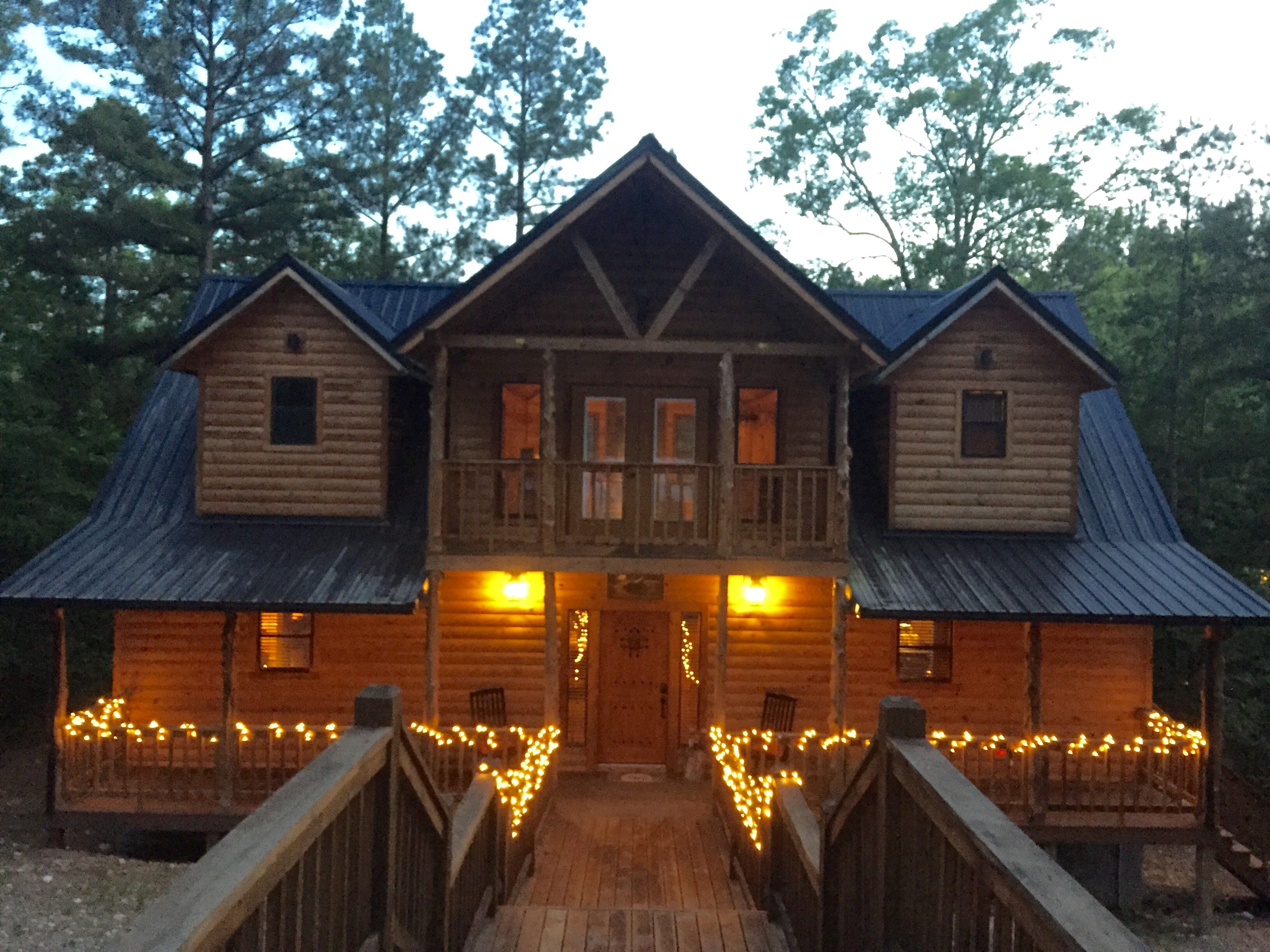 Moose Creek Lodge In Broken Bow Ok Amazing Cabin With