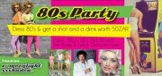 #80's Party nights