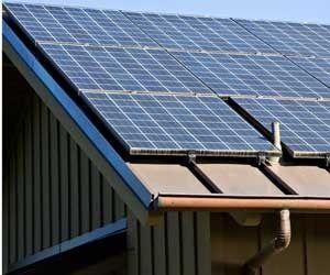 Solar Panels On Standing Seam Metal Roof Standing Seam Metal Roof Solar Panels Metal Roof