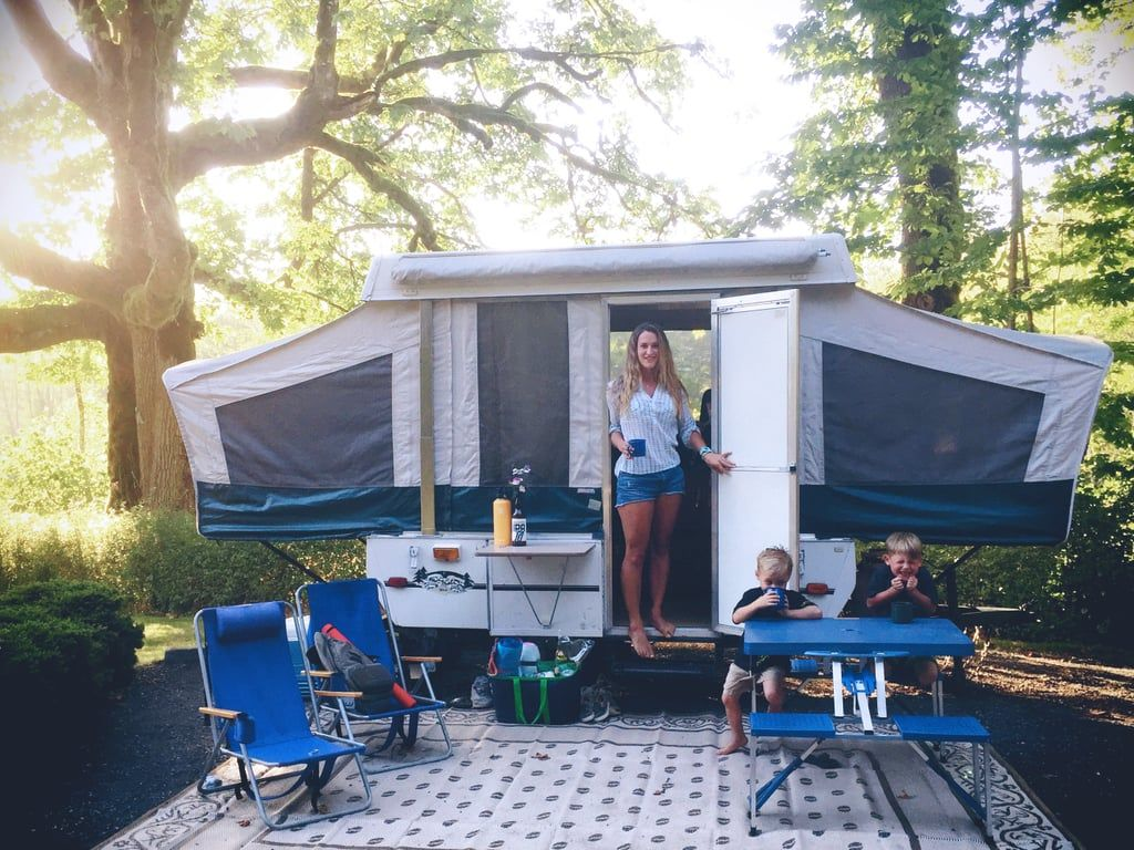 10 Genius Hacks For Camping With Kids Camping with kids