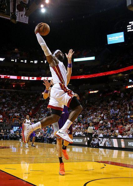 Lebron James Photos Photos Phoenix Suns V Miami Heat Miami Heat Basketball Lebron James Miami Heat