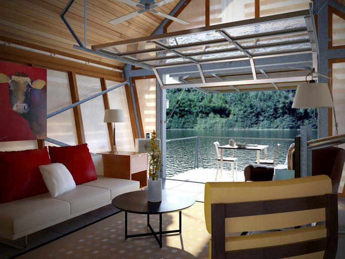 Backyard Guest House Prefab | Peas + Cornbread: Architecture Design