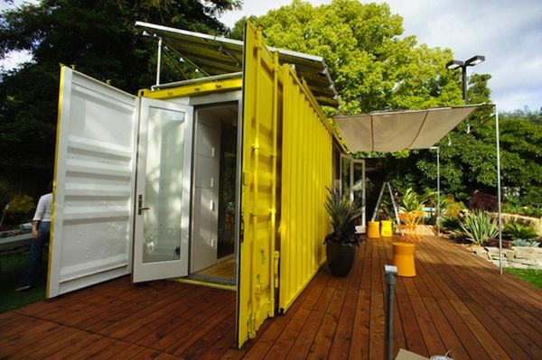 Top 10 Shipping Container Tiny Houses Container House Container Architecture Shipping Container Architecture