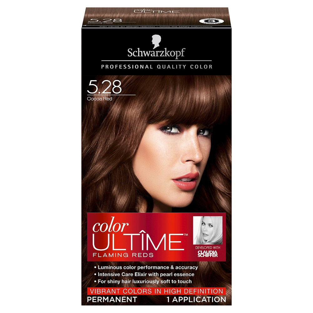 Schwarzkopf Color Ultime Flaming Reds Hair Color   2.03 fl oz   4.2 Mahogany Red Gallery