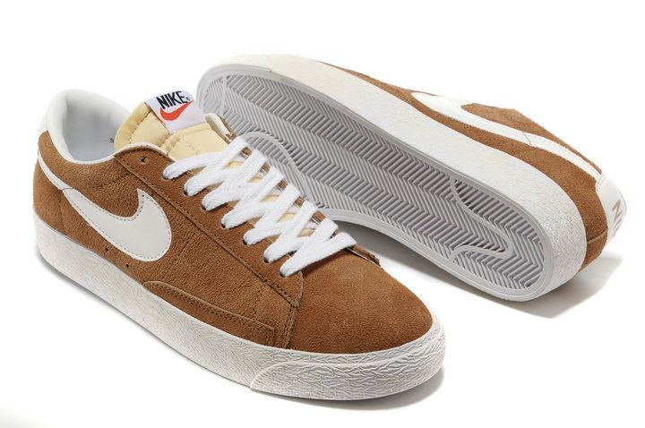 quality design 88061 1812d best nike mens blazer low prm oxen brown sail 443903 201 b1609 e2b84