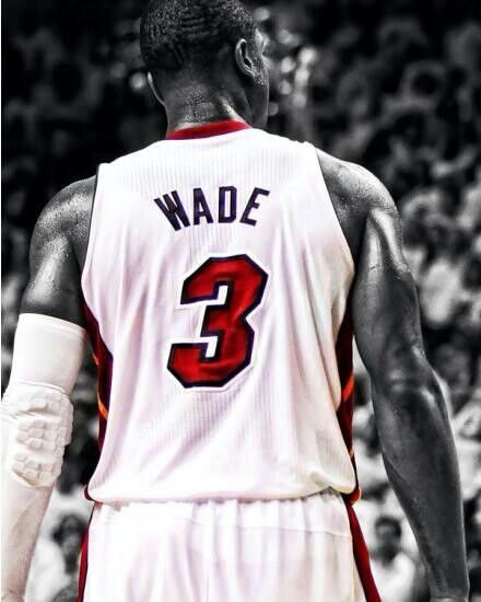 huge selection of 802bd 452b7 My name is 3, NOT D-Wade.