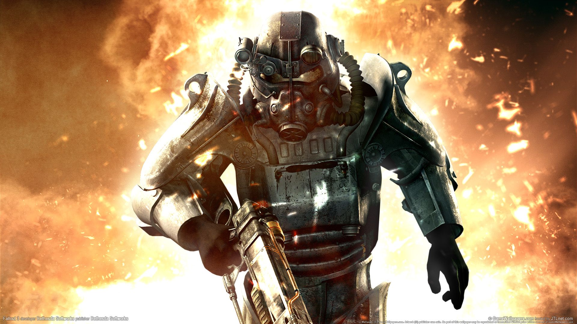 Fallout  HD Game Wallpapers p My Games Pinterest