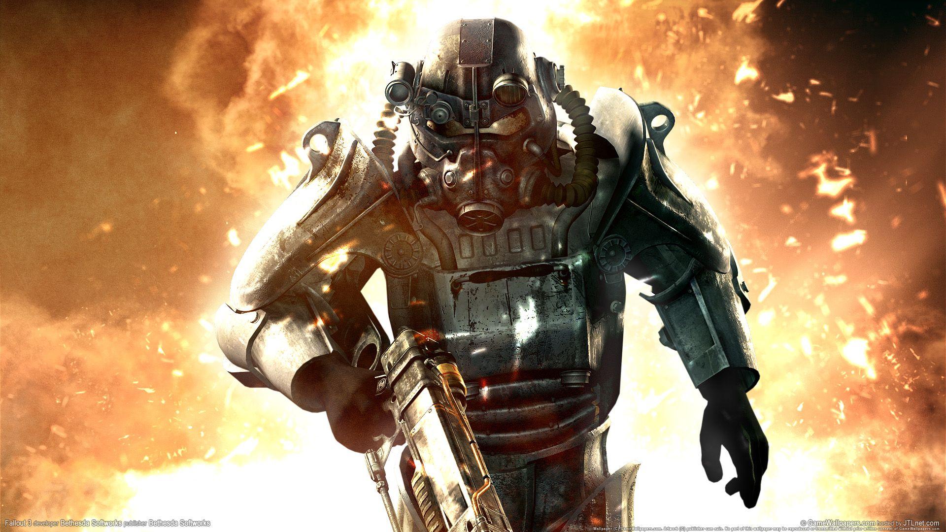 Fallout 3 Fallout Wallpaper Fallout 3 Wallpaper Fallout