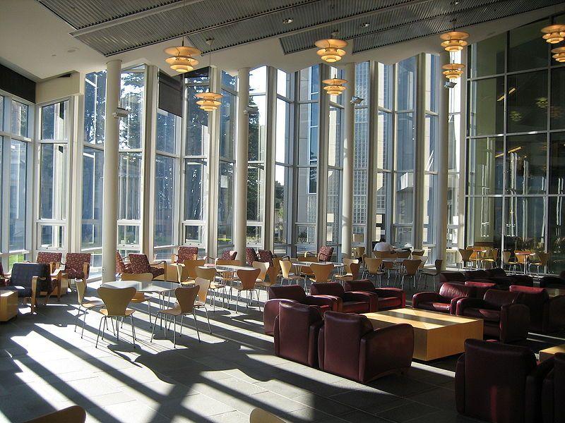 Gleeson Library University Of San Francisco