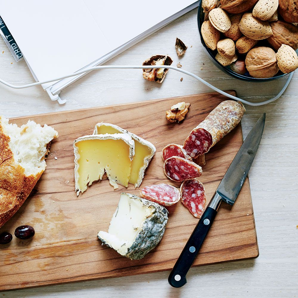 How To Have A Better Lunch At Your Desk Bon é