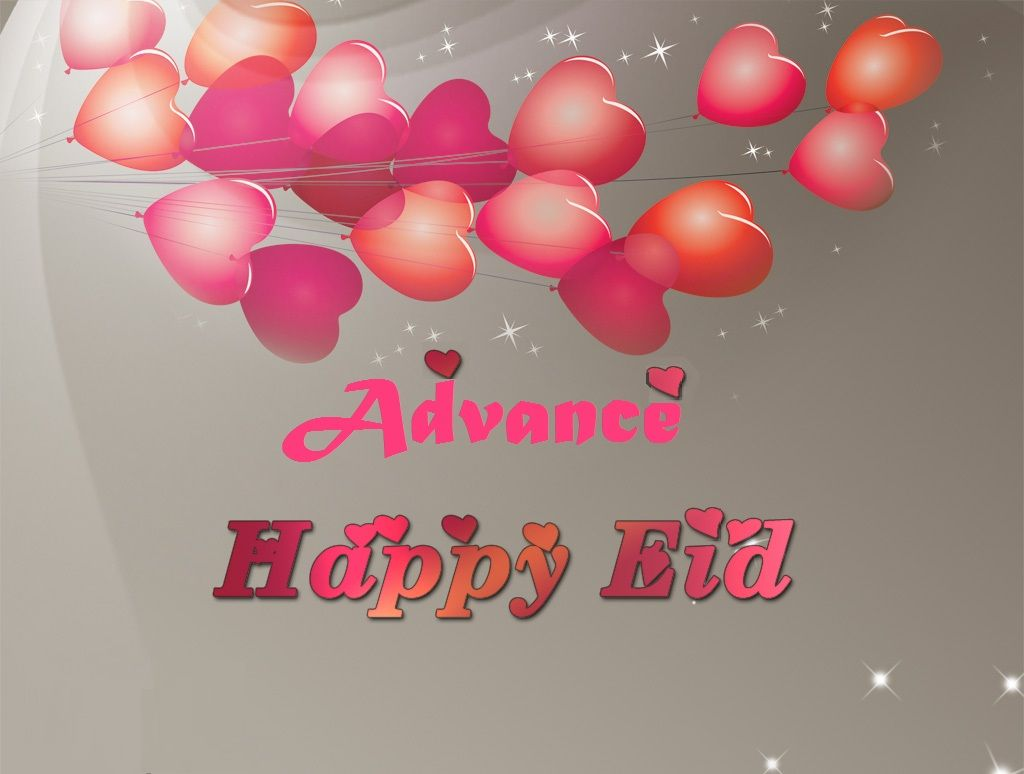 Advance Happy Eid Mubarak Wallpapers Hd Images Photos Greetings