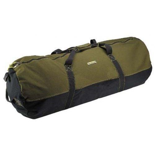 "Outback Men/'s Heavy-Duty LARGE Blue Canvas Duffle Bag Travel Luggage 30/"" x 18/"""