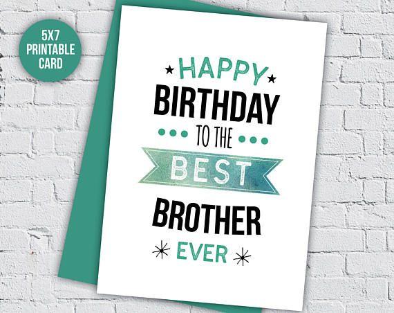 Spruche Zum Geburtstag Bruder