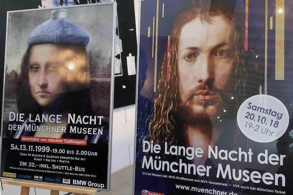 Die Lange Nacht Der Museen In Munchen Ist Immer Ein Inspirationsquelle Museen In Munchen Museum Nacht