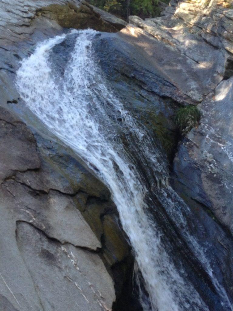 Hamilton Falls - VT