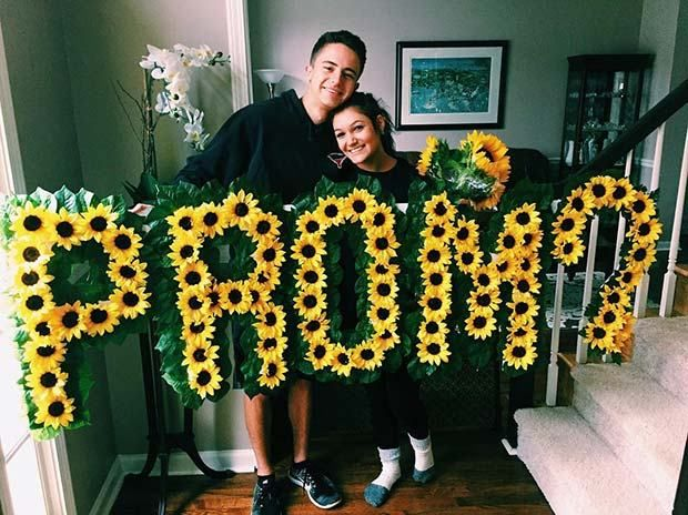 23 Cute Prom Proposals That Will Impress Everyone #hocoproposalsideasboyfriends