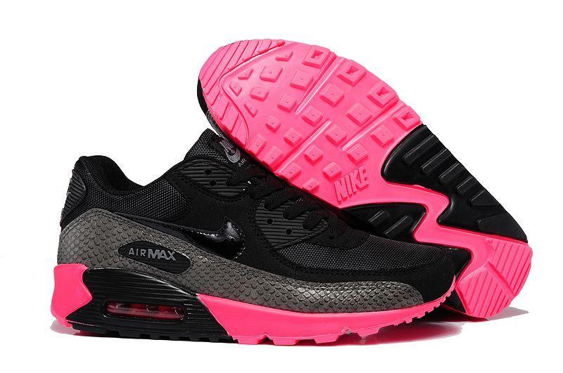 online store 5113a 5daea air max noir et vert wmns air max 90 noir et rose Air Max 90 Premium