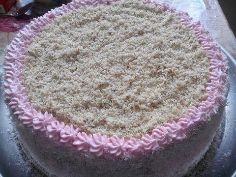 Yayma Tortu Cox Asan Və Ləzzətli Tort Youtube Cake Desserts Vanilla Cake