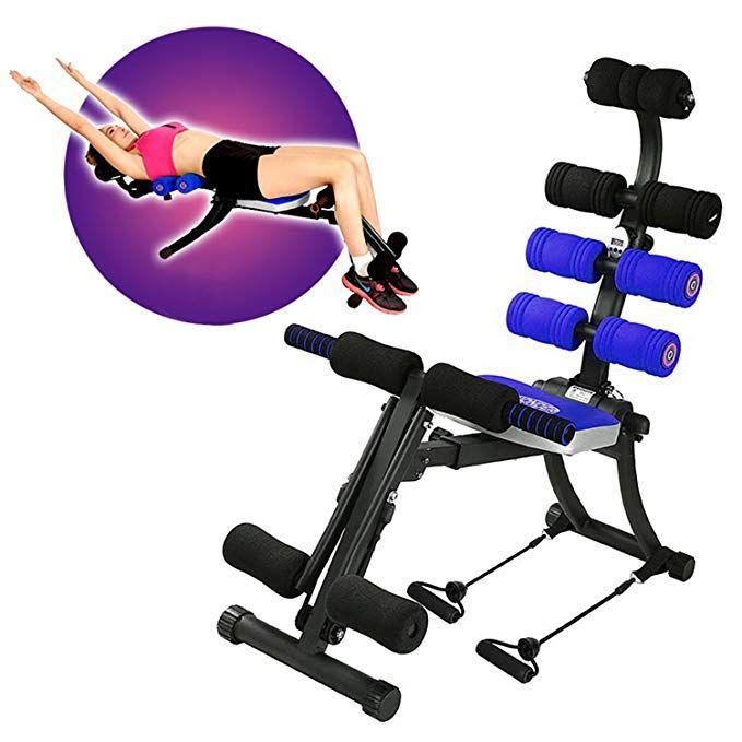 SYOSIN (22-1 Foldable Ab Exercise Machine Gym Trainer Whole Body Exercise Equipment Review #abexercisemachine