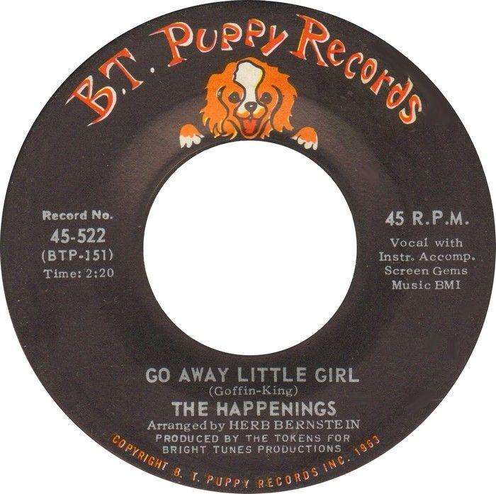 Steve Lawrence - Go Away Little Girl (1962, Hollywood