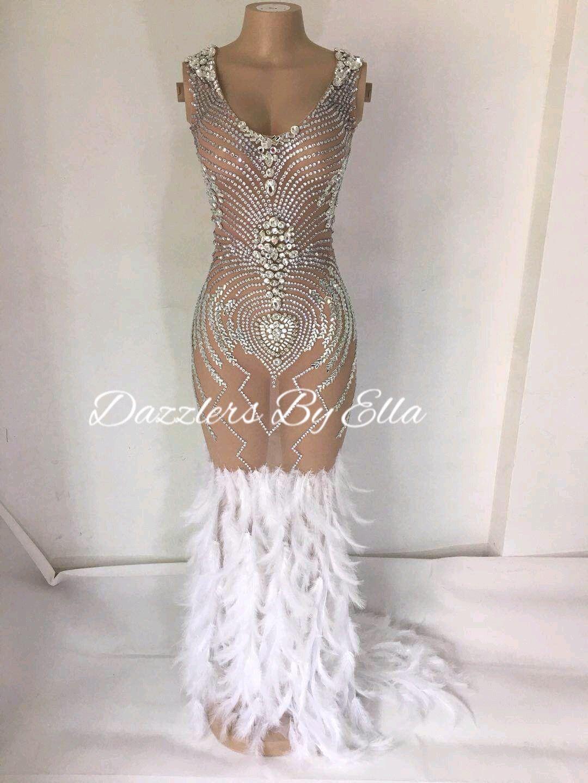 Sparkle Flash Dazzle Dress Available at DazzlersByElla Add