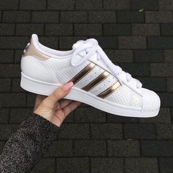 adidas rose sneaker