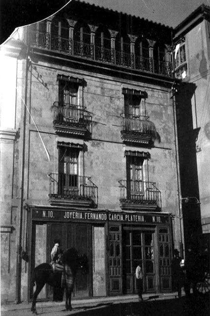 Salamanca en el ayer establecimientos comerciales jose - Muebles epoca salamanca ...
