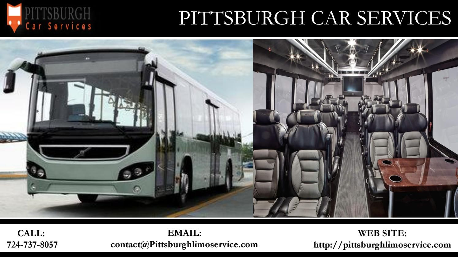 We Offer Affordable Pittsburgh Charter Buses For Rent