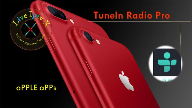TuneIn Radio Pro App (Updated) iOS App TuneIn Radio Pro