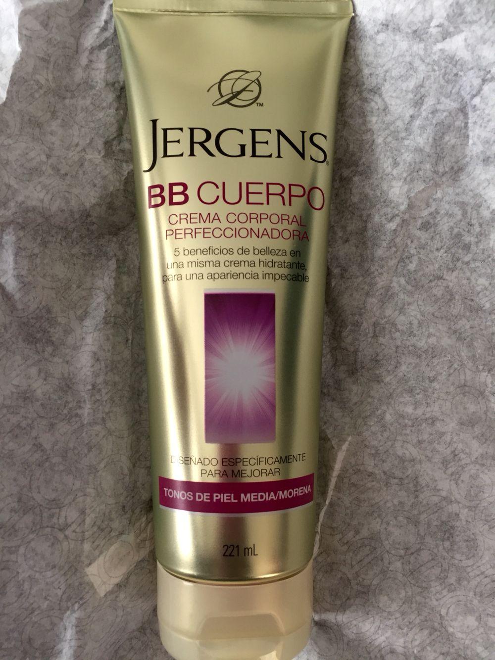 Crema corporal para reafirmar la piel