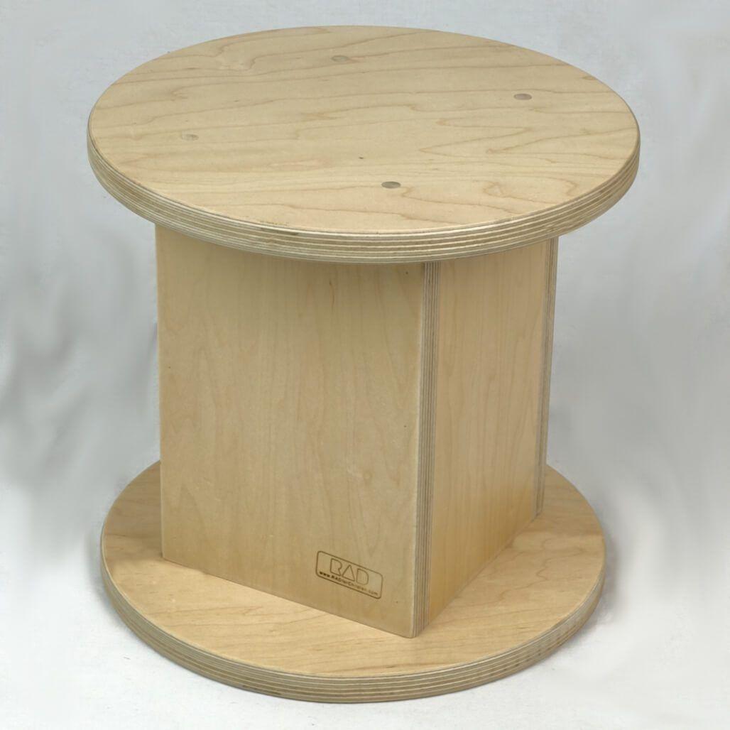 Stool - Toddler 6.5 / Bamboo / Four