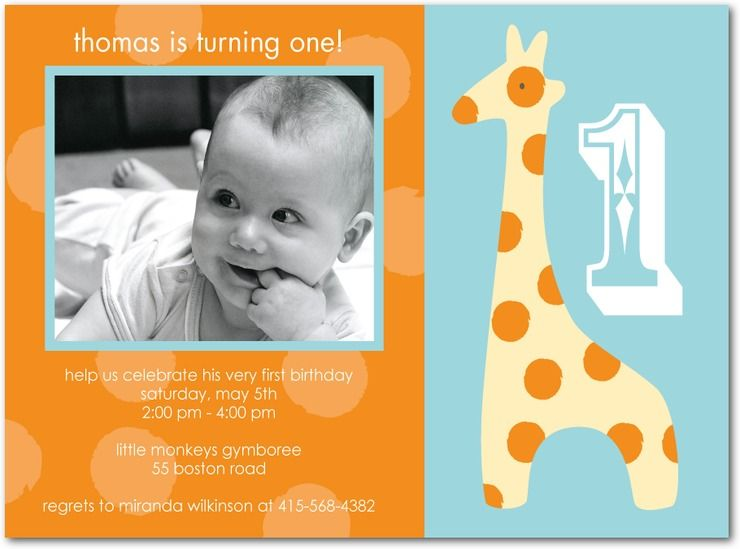 Birthday party invitations goofy giraffe by tiny prints party birthday party invitations goofy giraffe by tiny prints filmwisefo