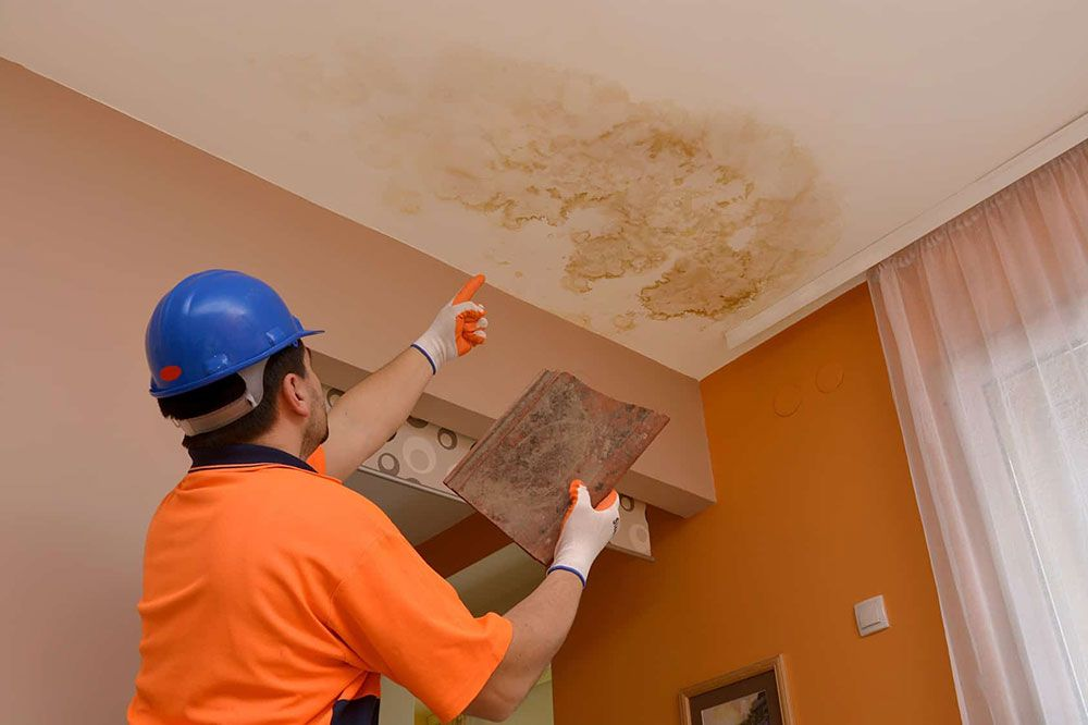 How To Fix A Leaking Roof From The Inside Quick Tips En 2020 Valentina