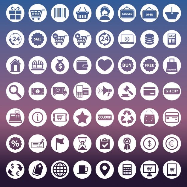 Download Collection Of Icons For E Commerce For Free Vector Free Instagram Highlight Icons Instagram Icons