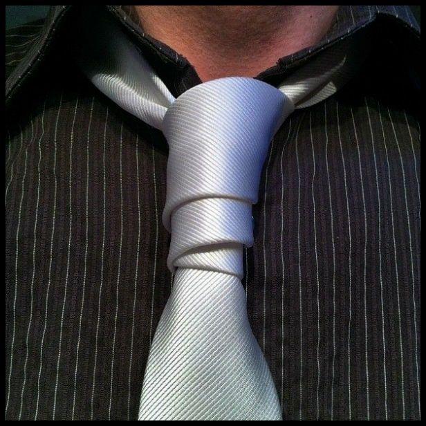 7 Verschiedene Möglichkeiten, Eine Krawatte Zu Binden