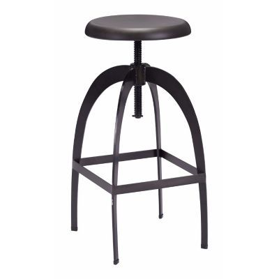 Zuo Modern Aristotle Bar Stool   Bar stools, Adjustable ...