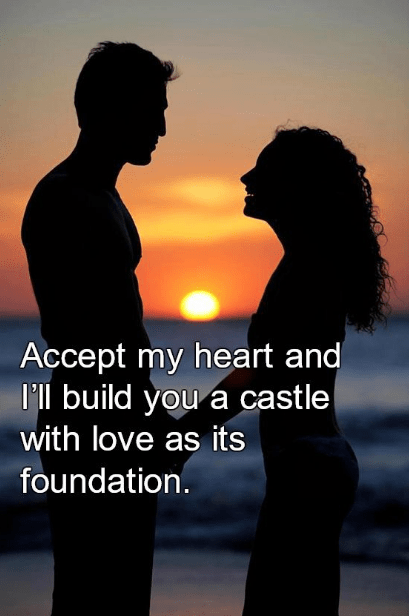 romantic quotes in english | Romantic quotes for her ...