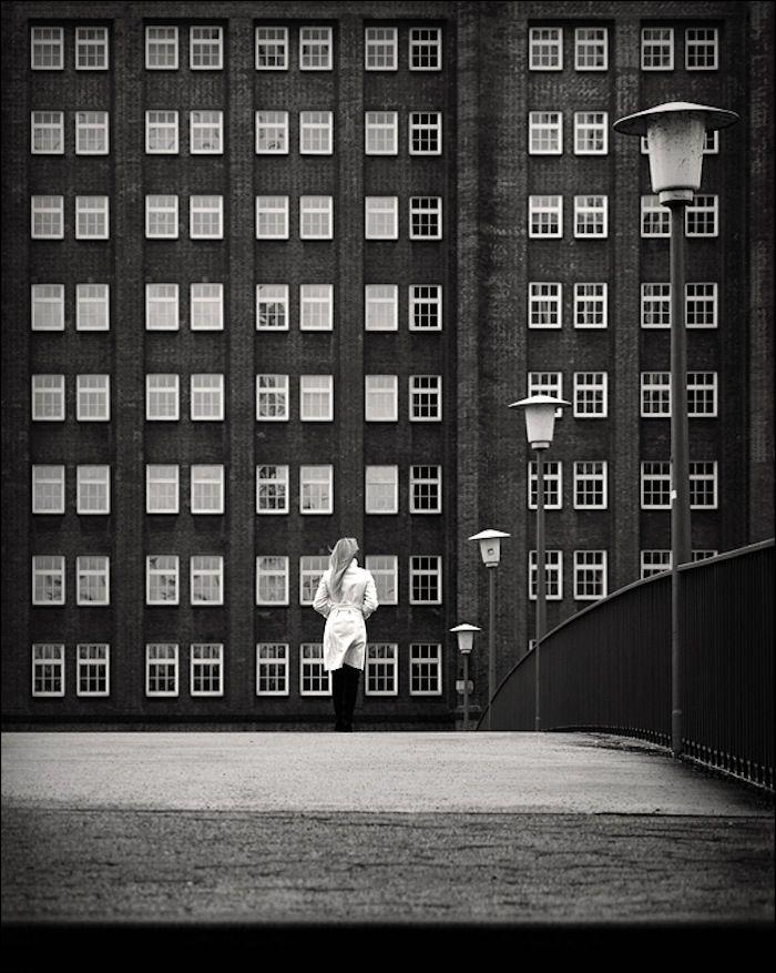 Photographer Kai Ziehl - black-and-white patterns