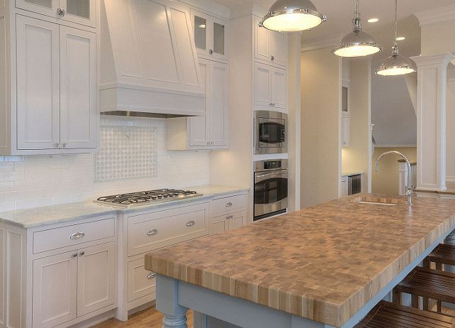 """Best Cabinet Paint Color """"Simply White Oc 117 By Benjamin 400 x 300"""