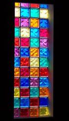 Colored Glass Bricks Google Search Glass Block Windows Glass