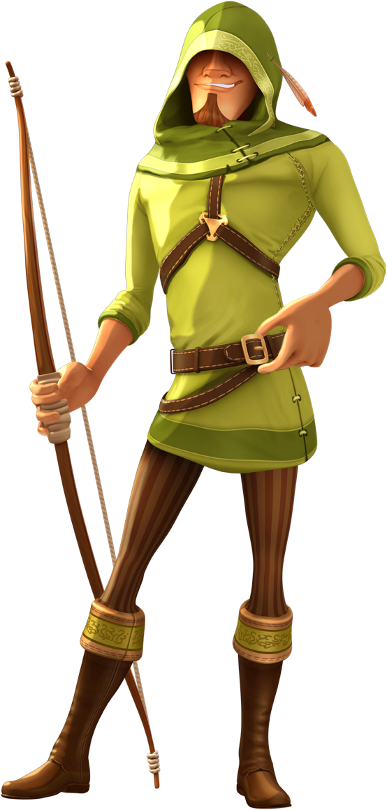 Play Robin Hood video slot at VeraJohn Casino