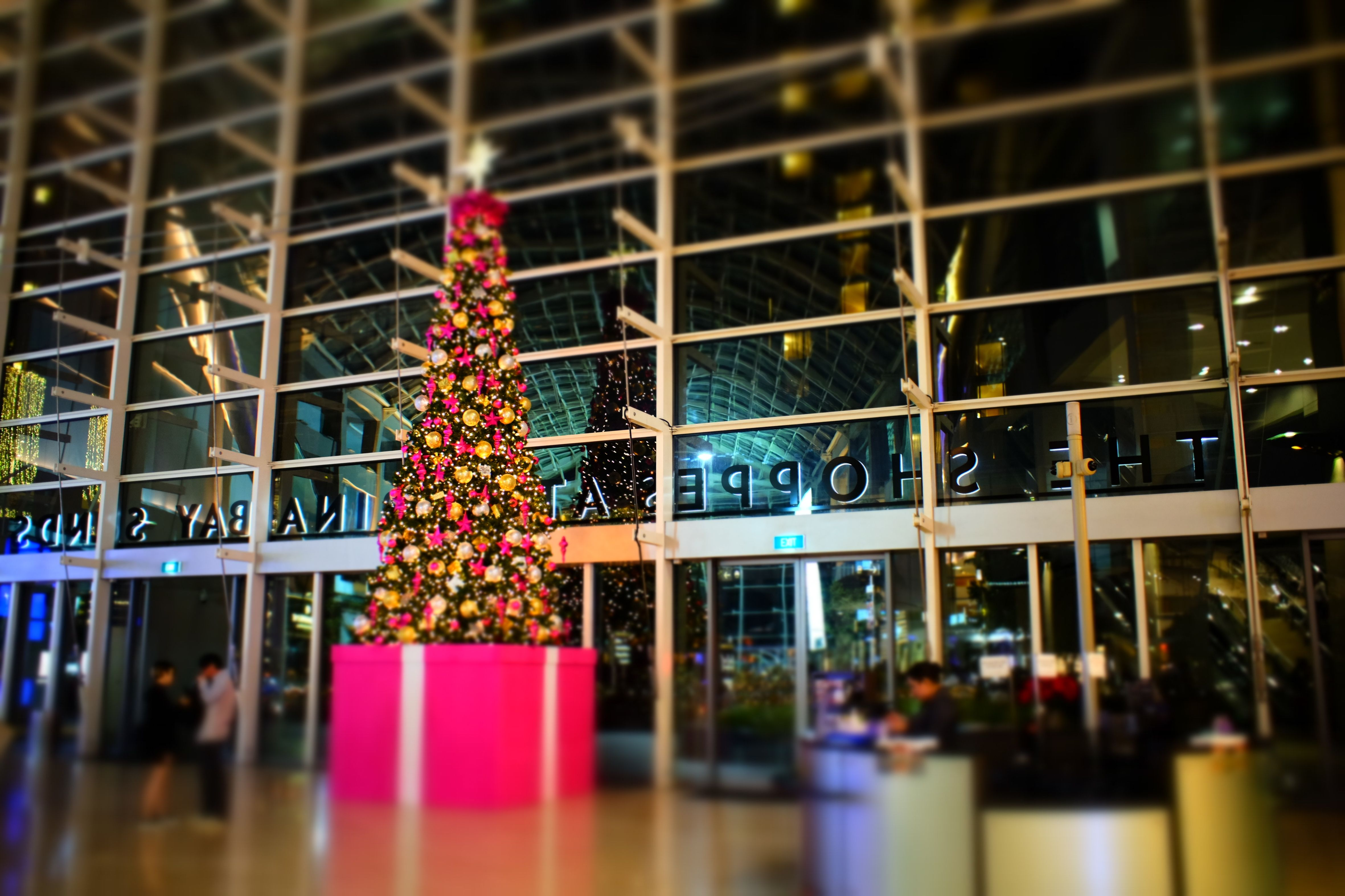 Christmas at Marina Bay Sands by Irony Home Singapore