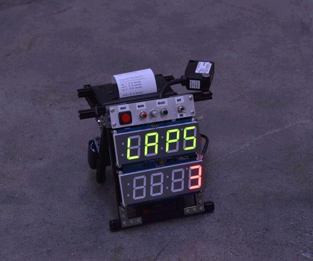 Arduino based Lap Timer