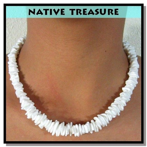 """Shell Multi Coloured Holiday Party Necklace Beach /& Nautical Choker Length 16/"""""""