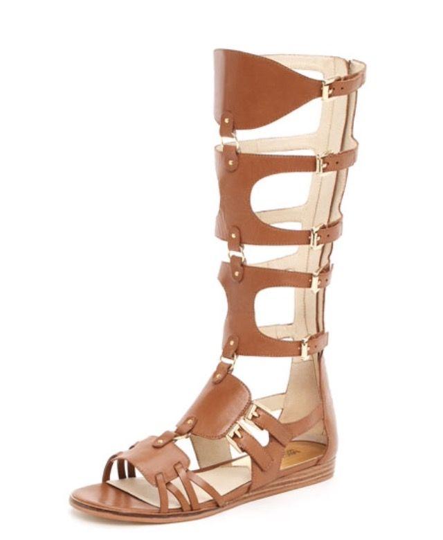 michael kors gladiator sandals