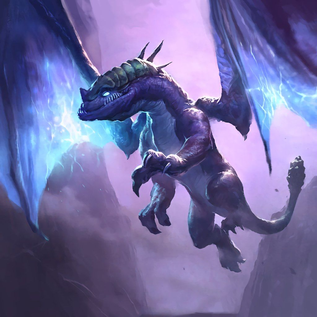 World of Warcraft Twilight Dragon