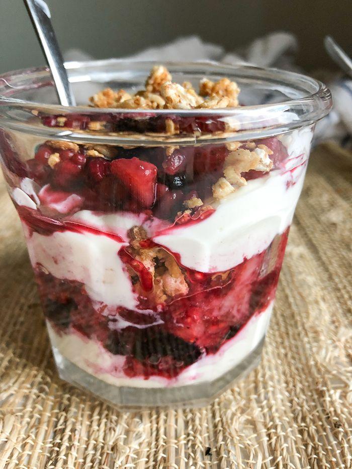 Berry Yogurt Bowl