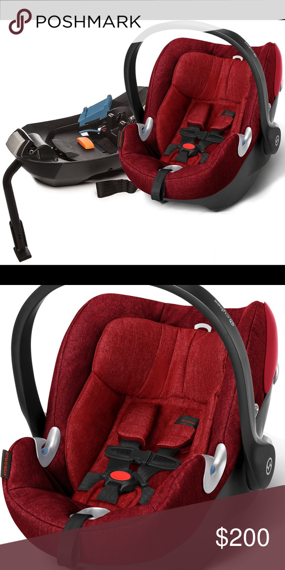 Cybex Aton Q Plus Platinum Car Seat And Two Bases Car Seats Baby Car Seats Cybex